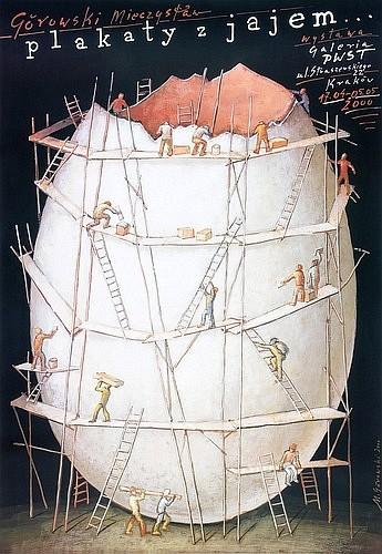Plakaty z jajem (Default)