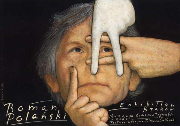 Roman Polański Poster Plakat