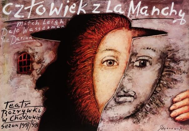 Mann aus La Mancha