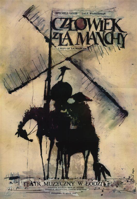 Człowiek z La Manchy Łódź (Default)