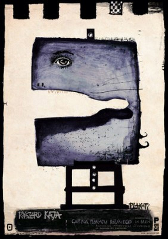 Ryszard Kaja Ryszard Kaja wystawa BUW