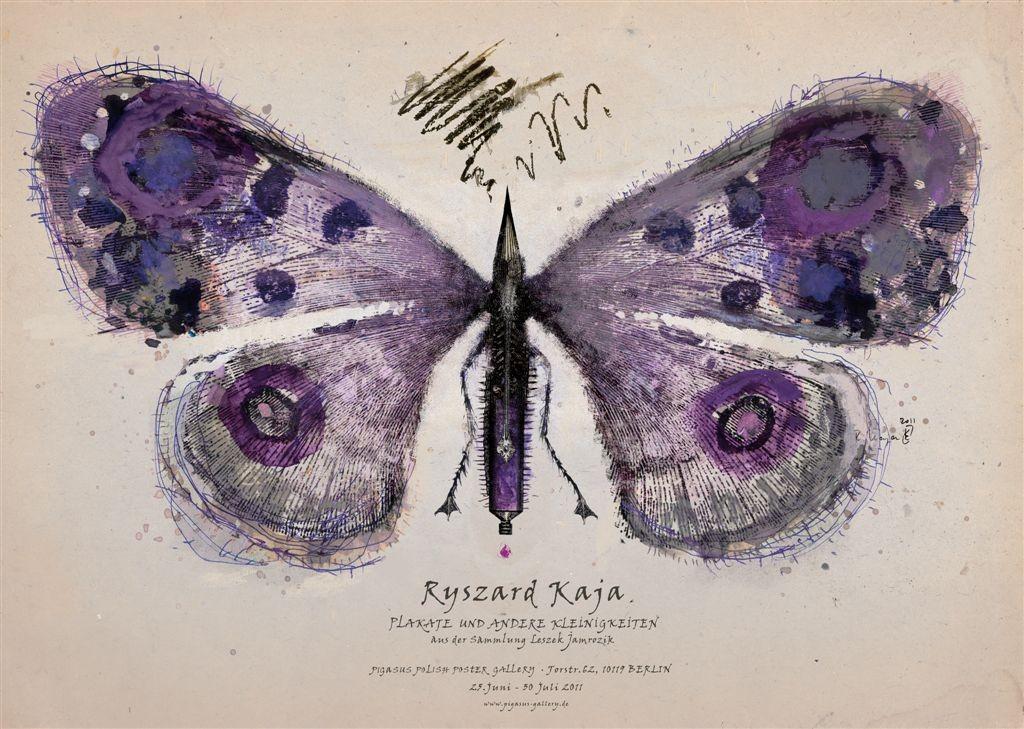 Ryszard Kaja Plakate und andere Kleinigkeiten
