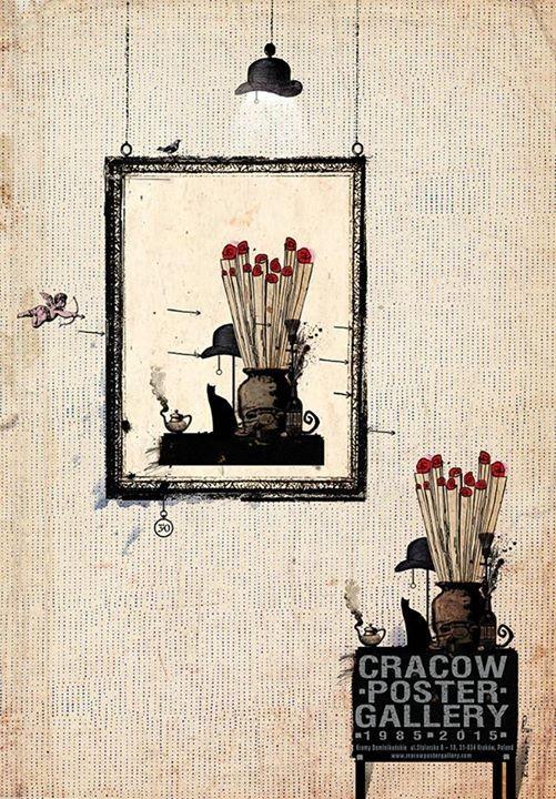 Ryszard Kaja Cracow Poster Gallery