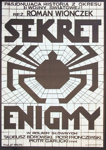 Geheimnis der Enigma Roman Wionczek