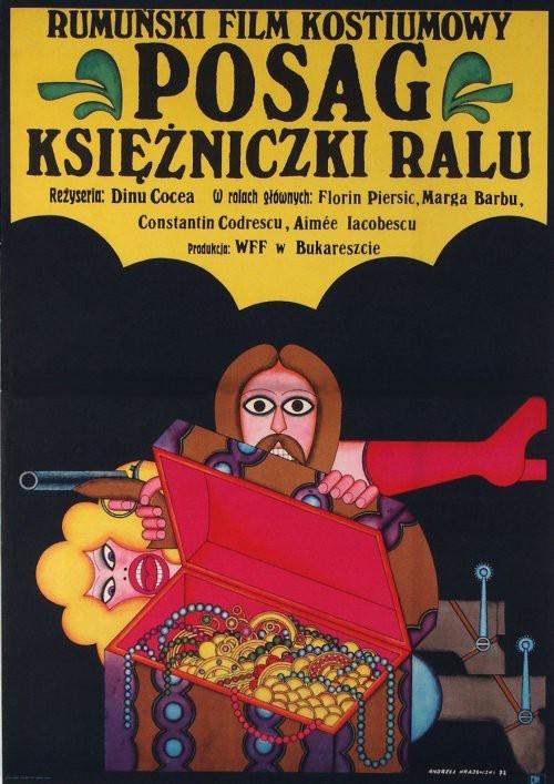 Andrzej Krajewski Posag księżniczki Ralu