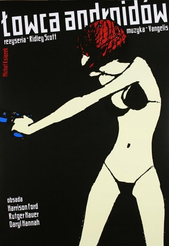 Blade Runner Ridley Scott Polish Poster