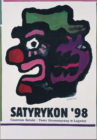 Jan Lenica Satyrykon 1998