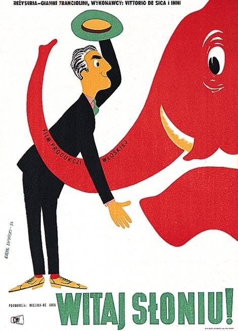 Witaj słoniu Gianni Franciolini