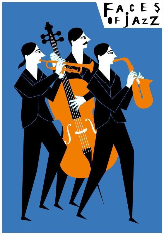 Patrycja Longawa Faces of jazz