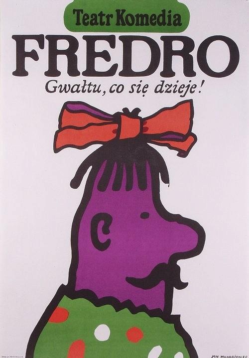 Fredro - Gwałtu co się dzieje