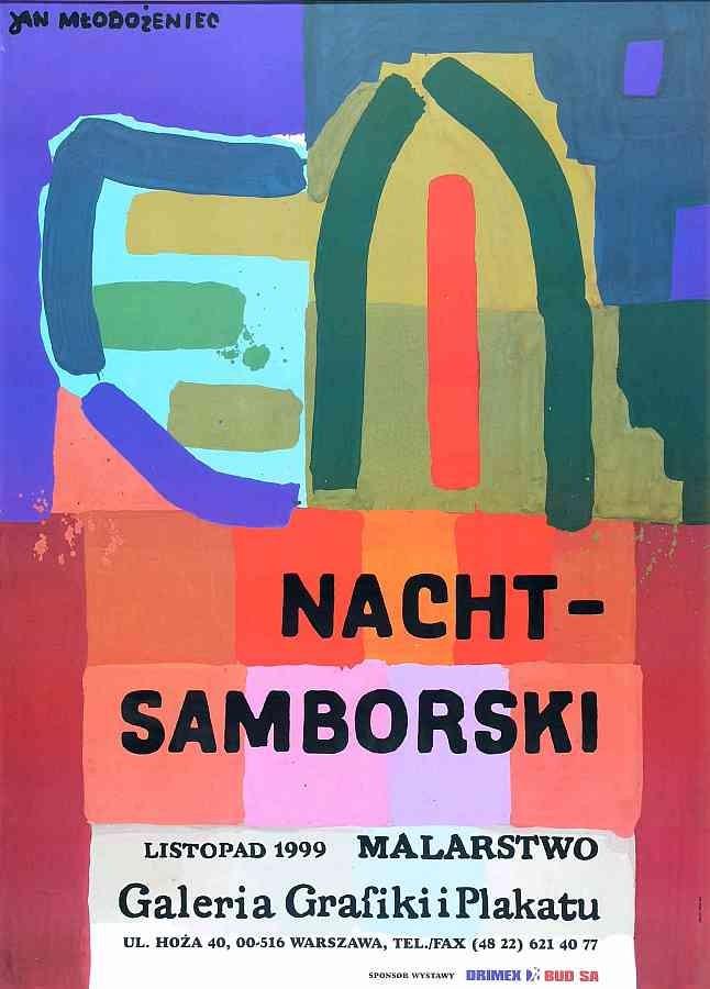 Nacht – Samborski. Malerei