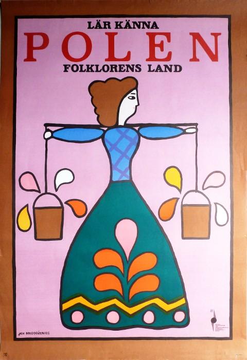 Besuchen Sie Polen Das Land der Folklore