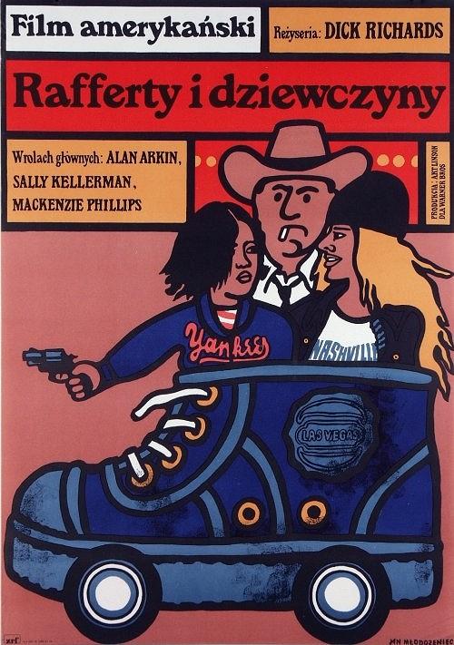 Rafferty und die wilden Mädchen