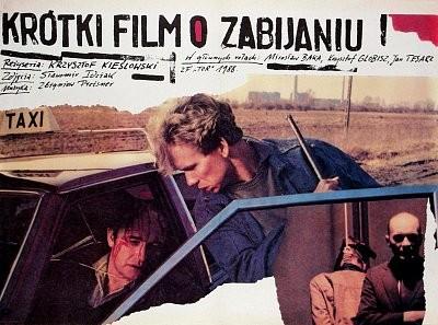 Kurzer Film über das Töten Krzysztof Kieślowski