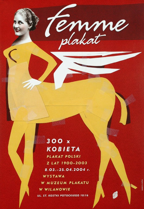 Femme Plakat