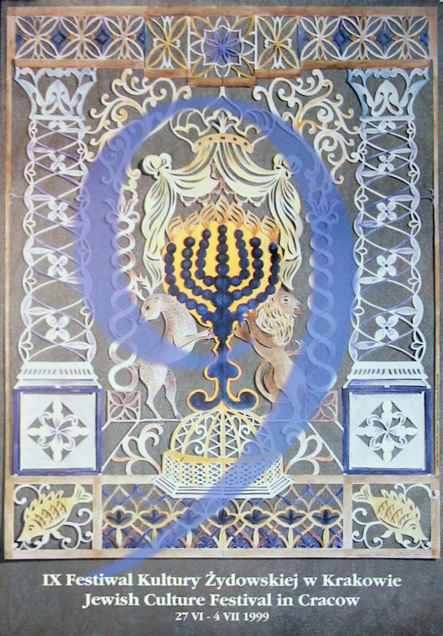 Festival der Judischen Kultur Krakau