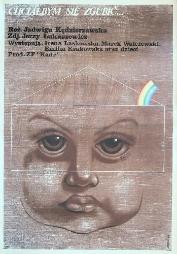 I`d like to get lost Jadwiga Kędzierzawska