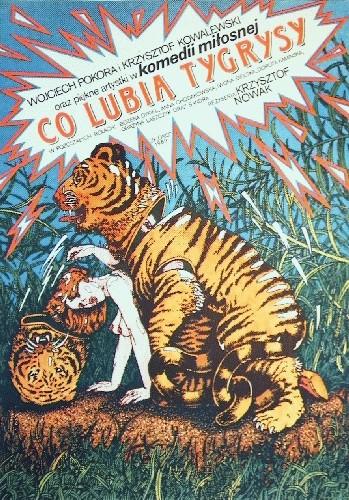 Was die Tiger mögen Krzysztof Nowak