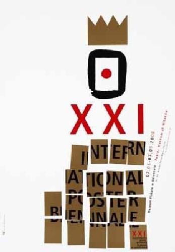 Internationale Plakat Biennale 21.