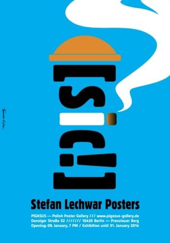 Stefan Lechwar Plakate sic!