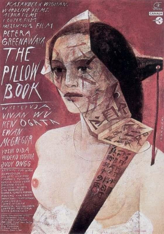 Wiktor Sadowski The Pillow Book