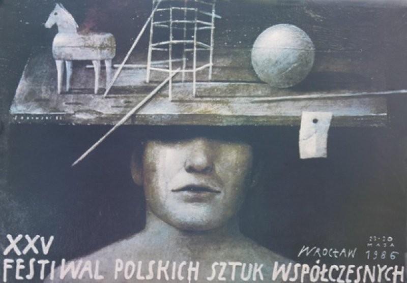 Wiktor Sadowski XXV Festiwal polskich szuk współczesnych