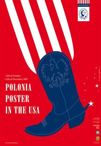 plakatkunstler joanna gorska jerzy skakun polonia poster in usa