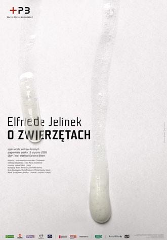 Über Tiere Elfriede Jelinek