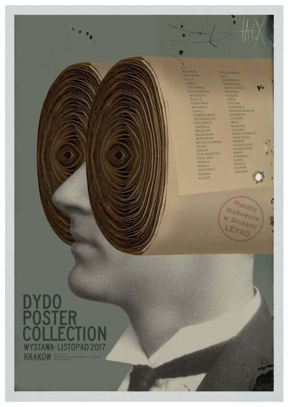 Jacek Staniszewski Plakaty drukowane w drukarni Leyko