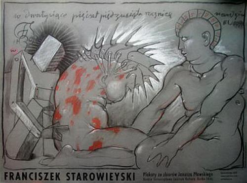 Plakate aus der Sammlung Janusz Pławski