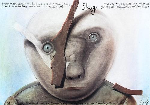Stasys Plakate im Kleinmachnow