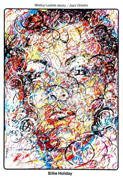 Billie Holiday - wielcy ludzie jazzu (Default)