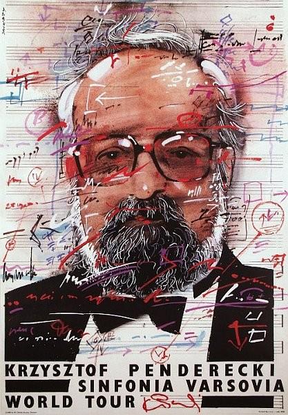 Krzysztof Penderecki Sinfonia Varsovia