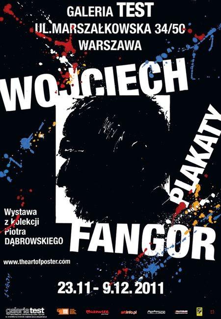 Wojciech Fangor Plakaty