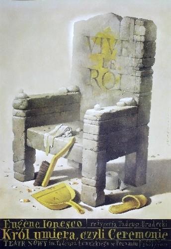 Der König stirbt oder die Zeremonien