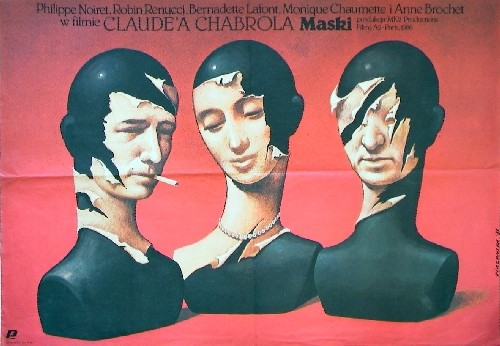 Masken Claude Chabrol