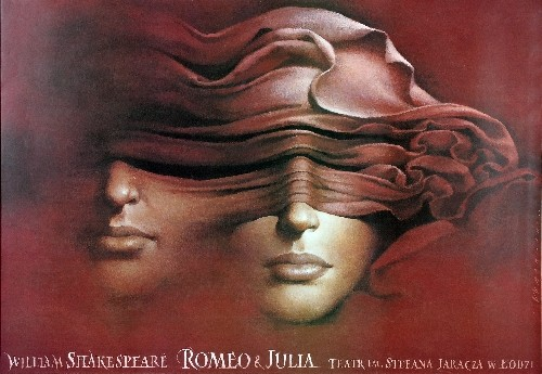 Romeo und Julia - Łódź