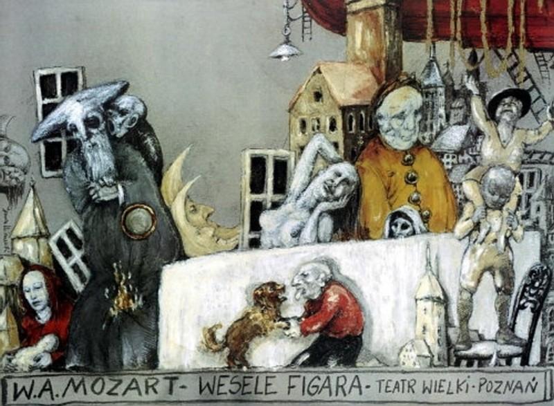 Figaros Hochzeit Le nozze di Figaro