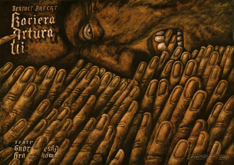 Aufhaltsame Aufstieg des Arturo Ui