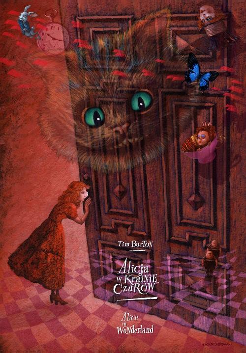 Alice in Wonderland, Tim Burton