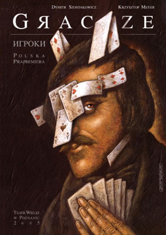 Spieler Dmitri Schostakowitsch