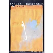 Andrzej Dudziński 2004 Andrzej Dudziński Polnische Plakate