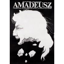 Amadeus Jakub Erol Polnische Plakate