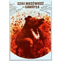 Dikiy Gavrila Jakub Erol Polnische Plakate