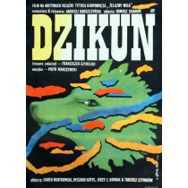 Wild One Jakub Erol Polnische Plakate