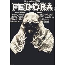 Fedora Jakub Erol Polnische Plakate