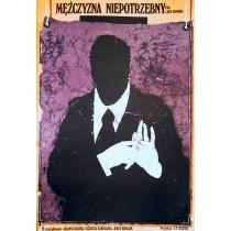 Bitternis der Liebe Jakub Erol Polnische Plakate