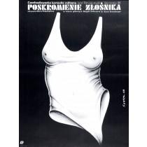 Zahm für einen Sommer Marie Polednakova Jakub Erol Polnische Plakate
