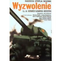 Befreiung Jakub Erol Polnische Plakate