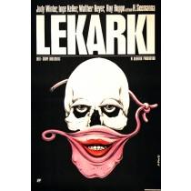 Ärztinnen Horst Seemann Jakub Erol Polnische Plakate